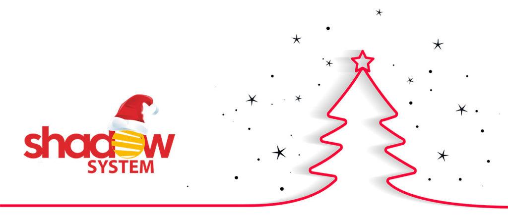 shadow system logo świąteczne